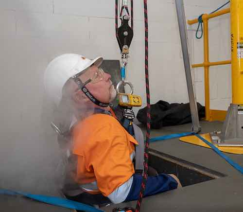 confined space safety equipment hire