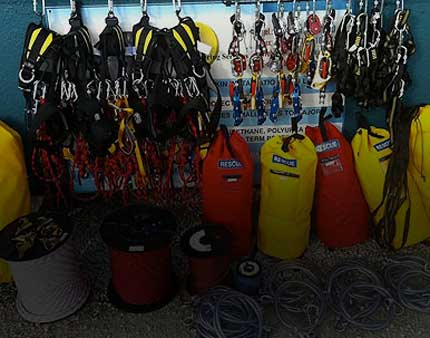 confined space safety equipment