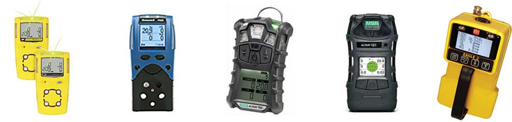 Gas detector calibration Sydney & Newcastle, NSW and Bump Test Gas