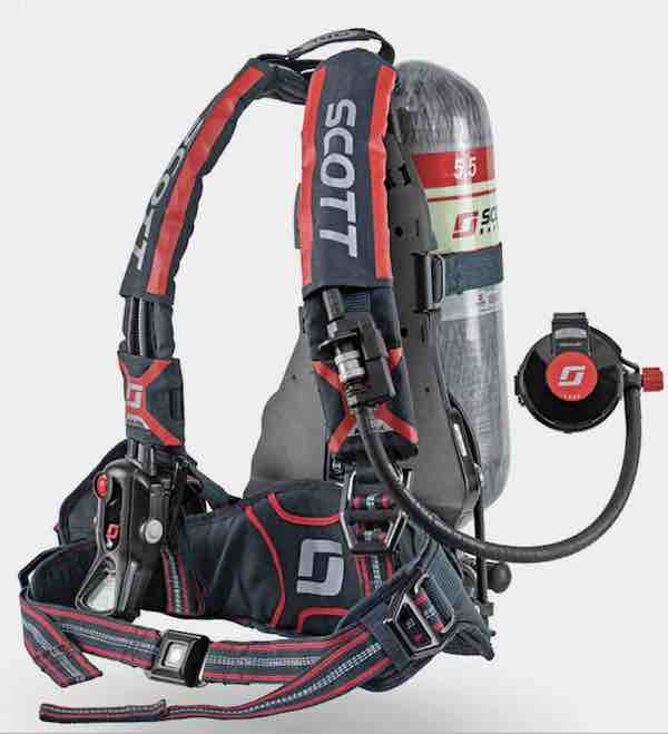 Underground mining safety equipment from 3M Scott
