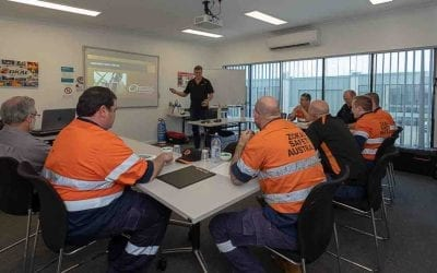 Zokal has Australia's highest rated safety training