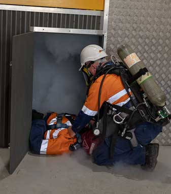 Confined Space Training in Newcastle, NSW