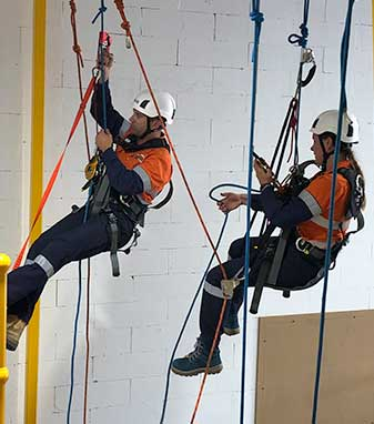 Working at Heights Training in Newcastle, NSW