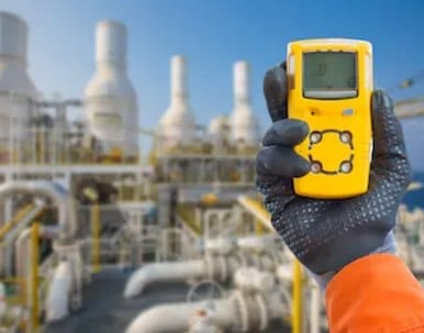 Gas detectors and bump gas test