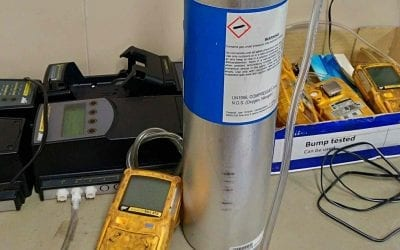 Bump Testing is Critical for Gas Detectors